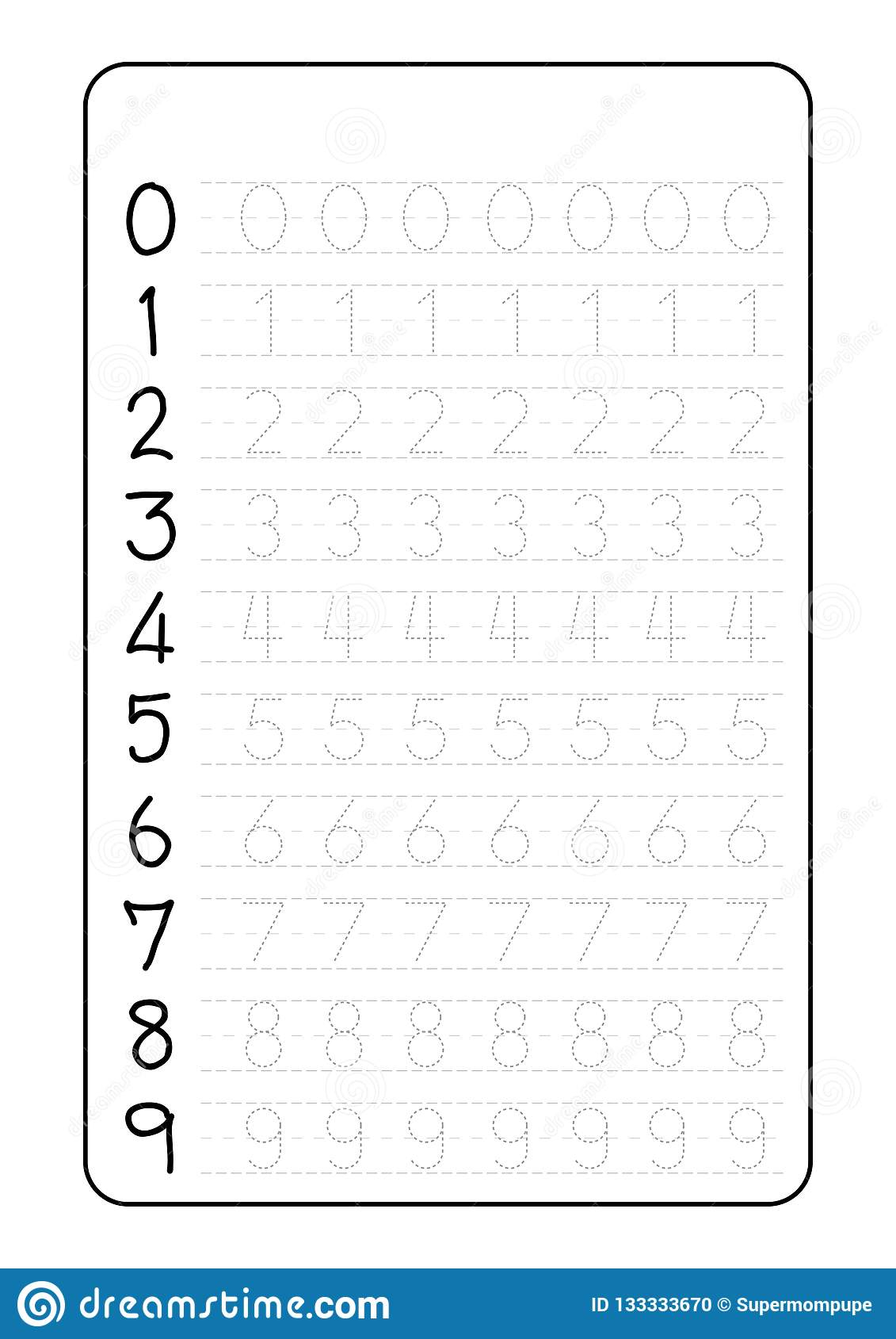 Alphabet Letters Tracing Worksheet With Alphabet Letters inside Alphabet Number Tracing