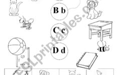 Worksheets Alphabet And Phonics