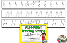 Queensland Alphabet Tracing
