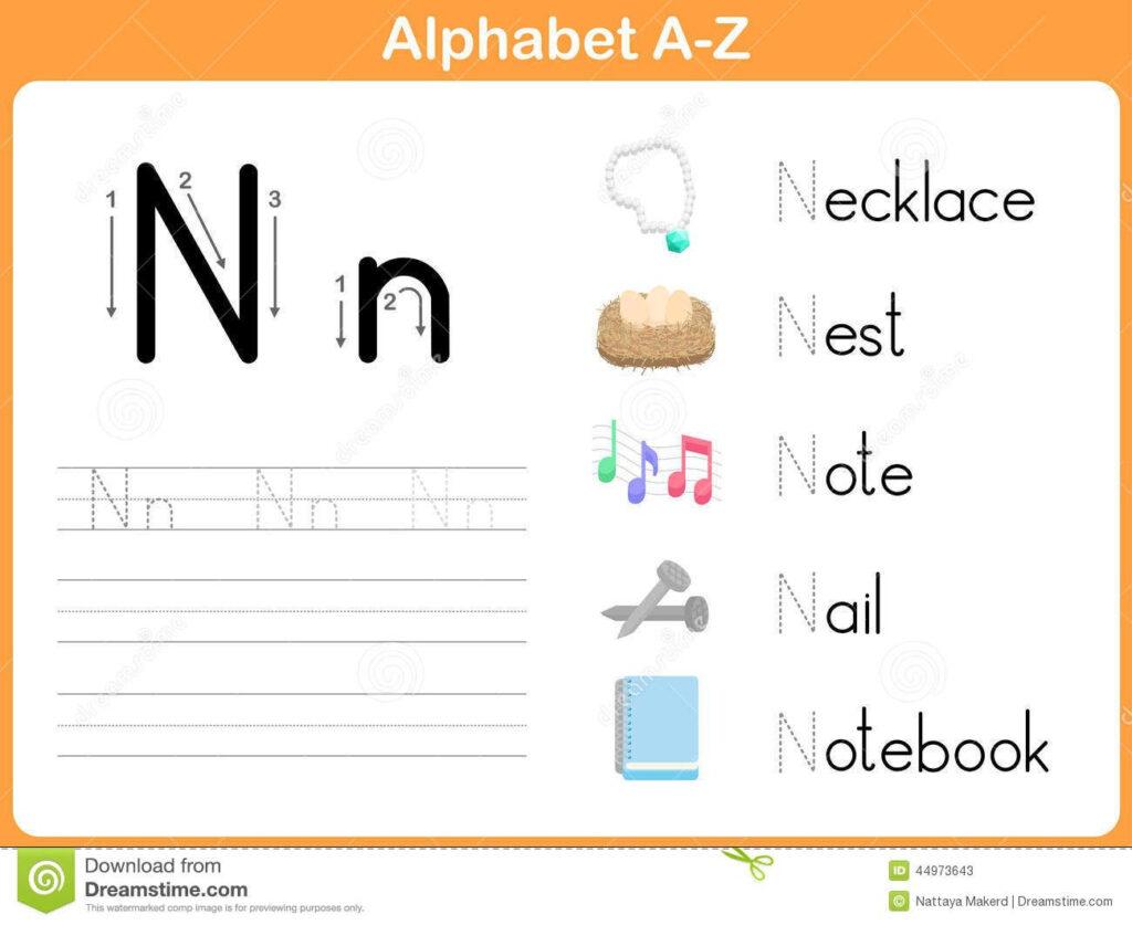 Alphabet Tracing Worksheets A Z   Alphabet Tracing For A Z Alphabet Tracing Worksheets