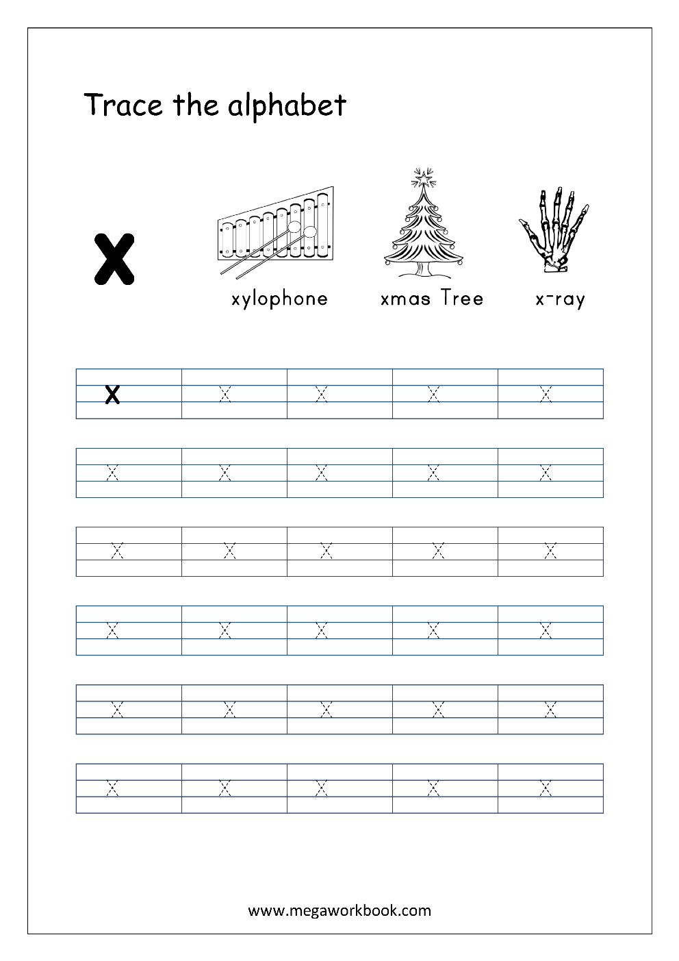 Alphabet Tracing Worksheets - Small Letters - Alphabet with regard to Alphabet Tracing Sheet Free
