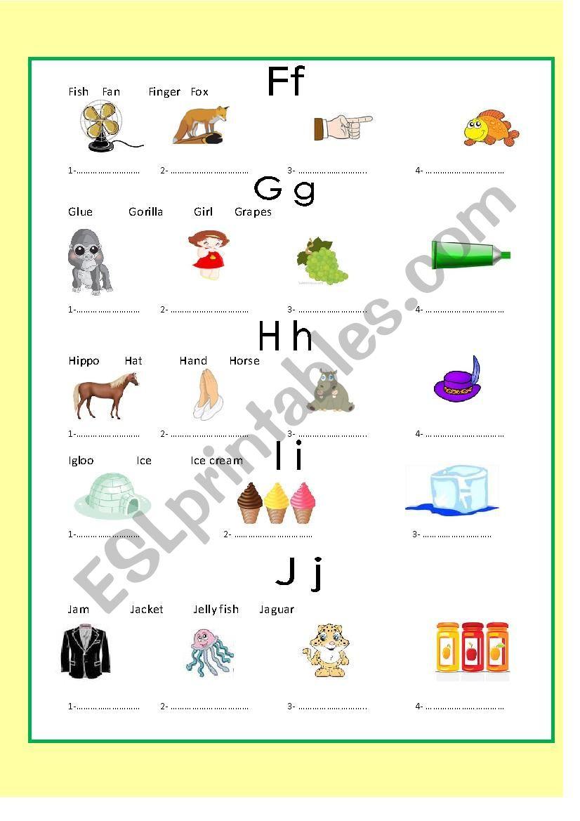 Alphabets 3 Exercise - Esl Worksheetmoshy77 with Alphabet Exercise Worksheets