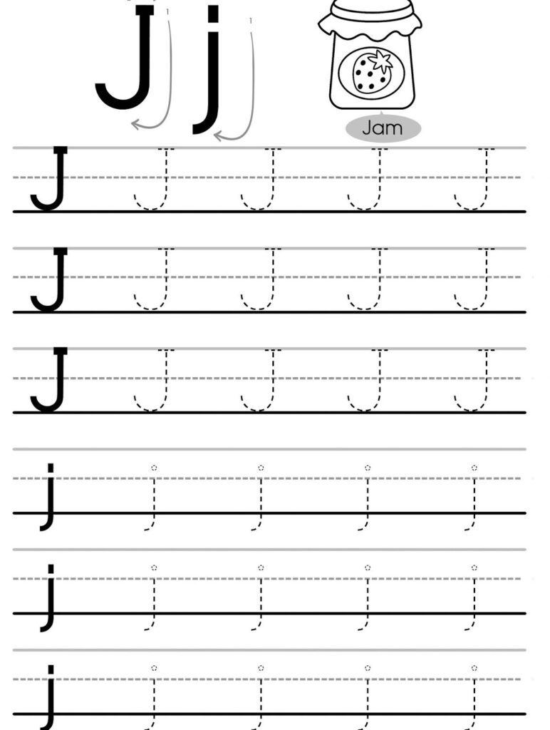 Clover Hatunisi   Page 238 Of 288   Improve Teaching With Letter J Worksheets Free Printables