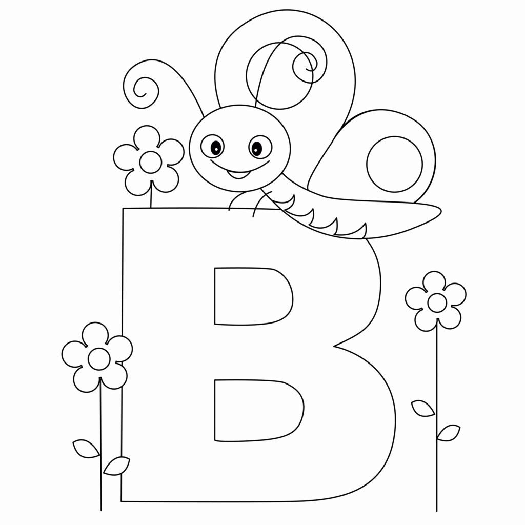 Coloring Alphabet Book Pdf In 2020 | Coloring Letters, Bug Regarding Alphabet Colouring Worksheets Pdf