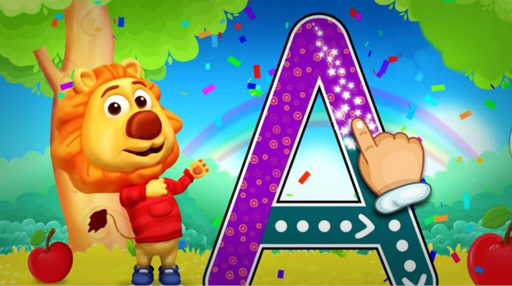 Download Abc Kids   Tracing & Phonics On Pc With Bluestacks Pertaining To Abc Tracing Games