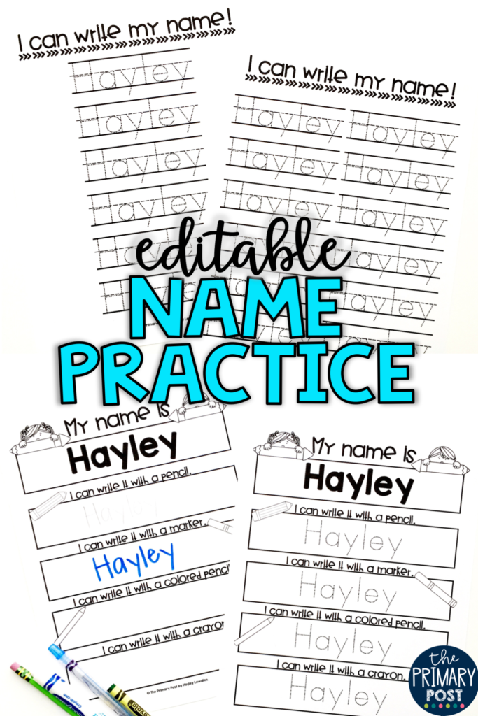 Editable Name Practice Sheets   Name Practice, Practice Intended For Editable Name Tracing Pages