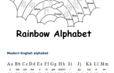 Alphabet Exercises Elementary