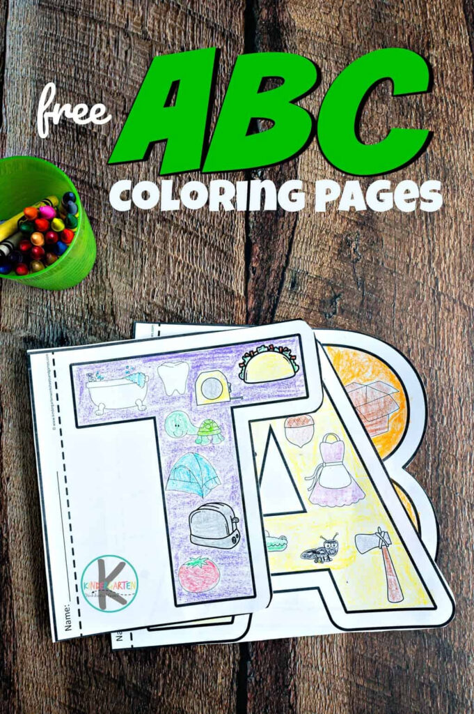 Free Alphabet Coloring Pages With Regard To Alphabet Colouring Worksheets Pdf
