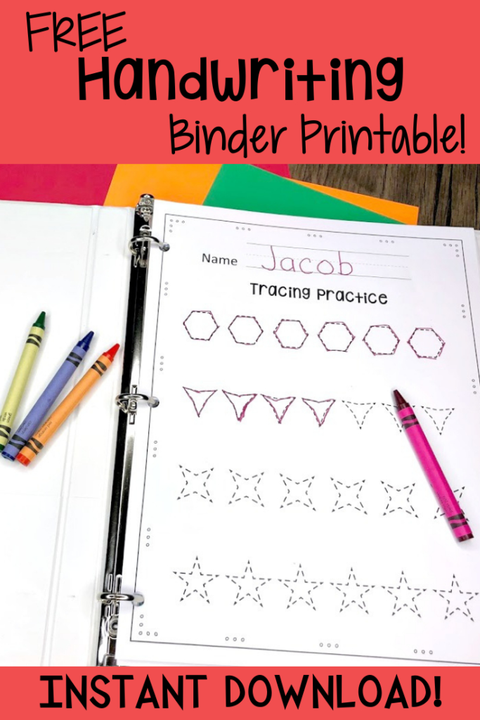 Free Handwriting Sheets That Will Improve Your Child's Intended For Name Tracing Jacob