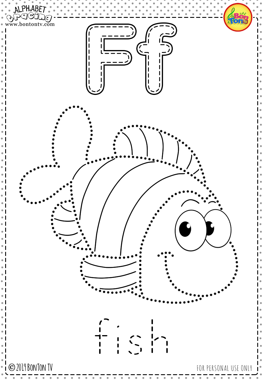 Free Preschool Printables - Alphabet Tracing And Coloring with Alphabet Tracing And Coloring Pages