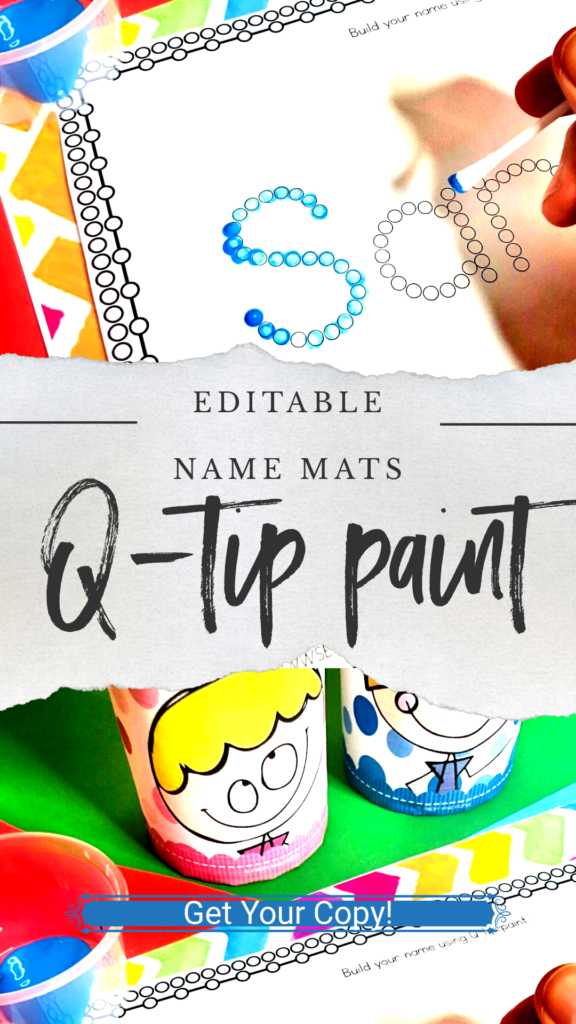 Full Proof Editable Name Tracing Activities For Preschoolers Inside Name Tracing Mats