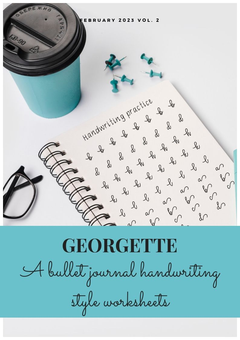 Georgette Handwriting Practice Worksheets | Handwriting within Tracing Name Layla