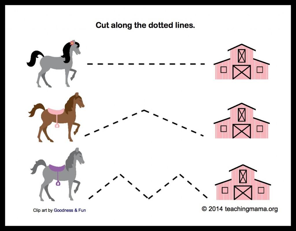 H Is For Horses -- Letter H Printables regarding Letter H Worksheets Craft