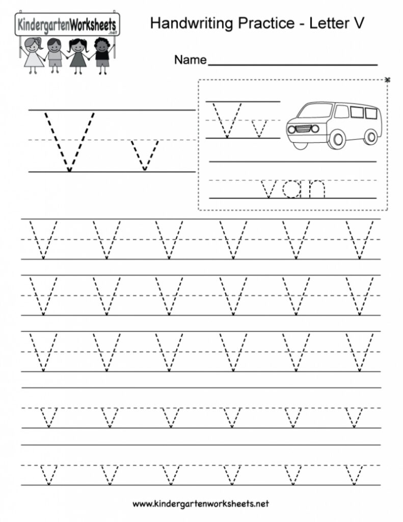 Handwriting Worksheets For Preschool Alphabet   Clover Hatunisi With Regard To Pre K Alphabet Handwriting Worksheets