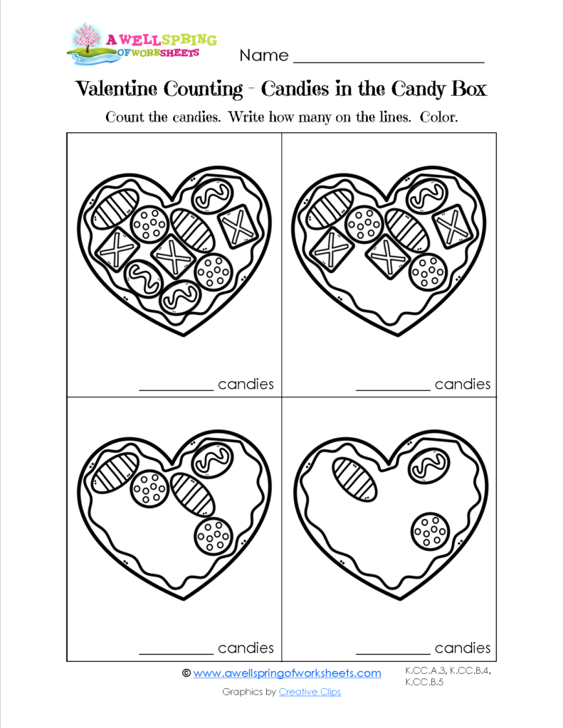 Holiday Worksheets   Valentine's Day   Holiday Worksheets Within Valentine Alphabet Worksheets