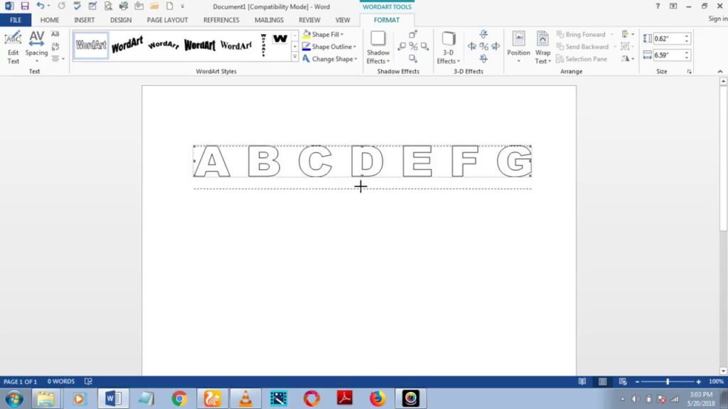 How To Download Fonts And Make Dashed/dotted Letters And Within Alphabet Tracing Font