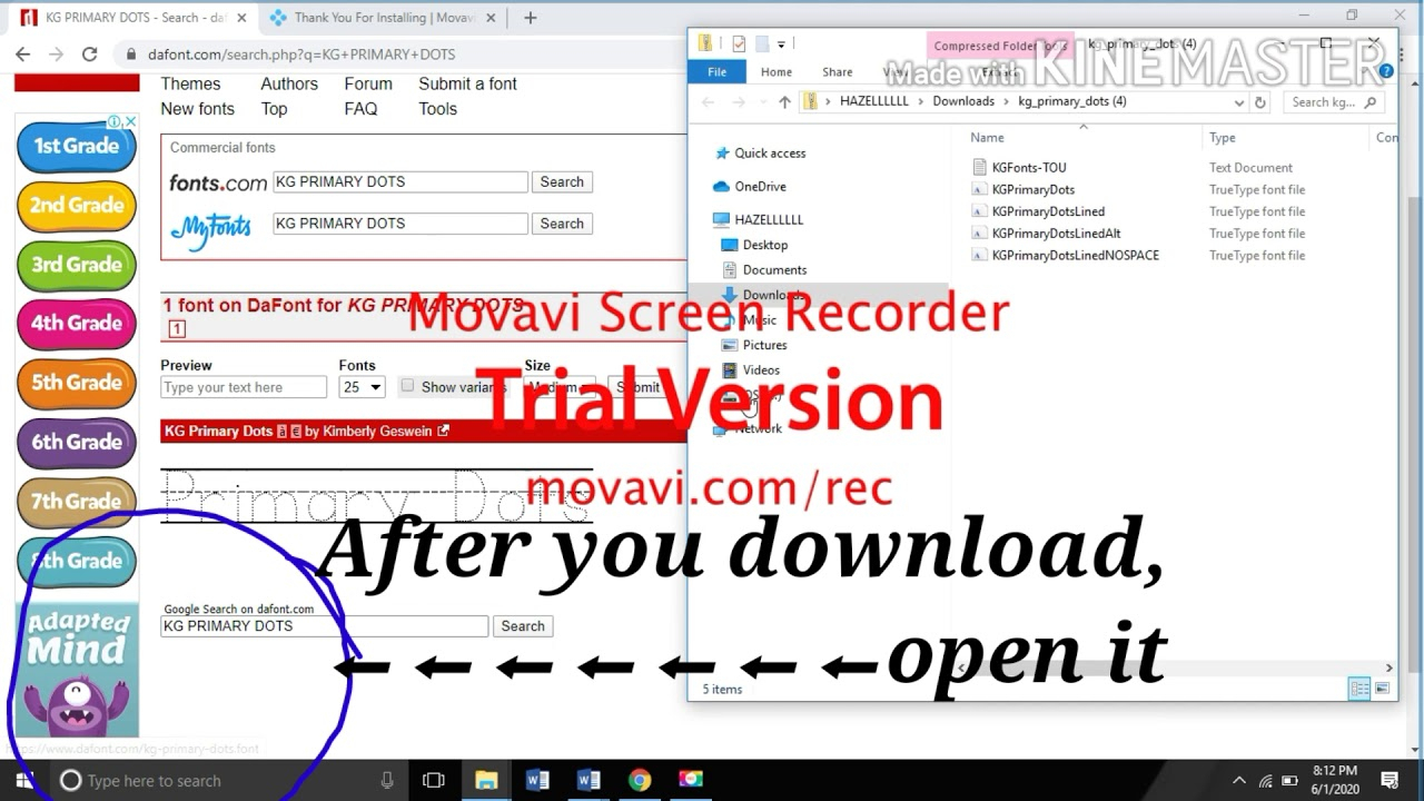 How To Make Name Tracing Using Microsoftword? in Name Tracing Program