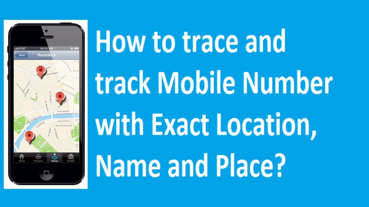How To Trace And Track Mobile Number With Exact Name , Place And Location  In 1 Minute (2016/2017) throughout Name Tracking By Mobile Number