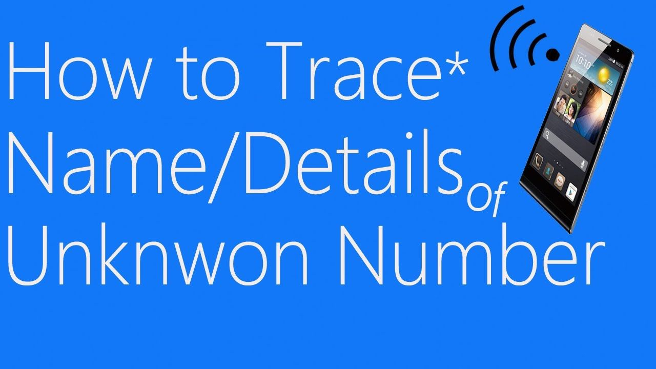 How To Trace Any Mobile Number In India [2 Methods | Cell inside Name Tracking By Mobile Number