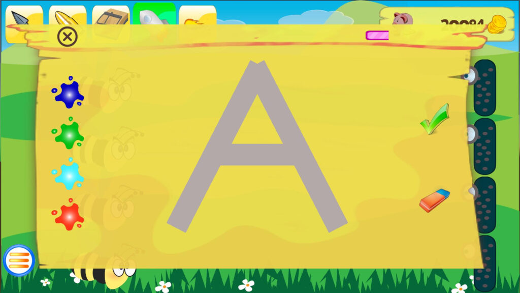 Kids Games   Letters Tracing For Android   Apk Download Within Letter Tracing Games