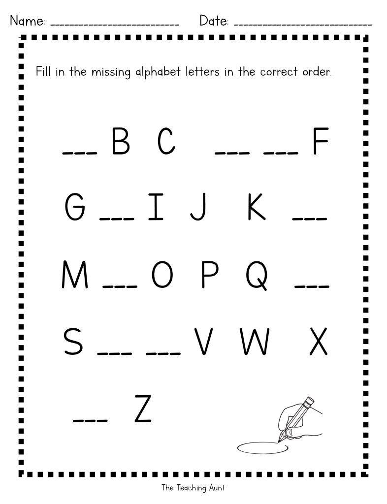 Kindergarten Worksheets Missing Letters within Letter G Worksheets Twisty Noodle
