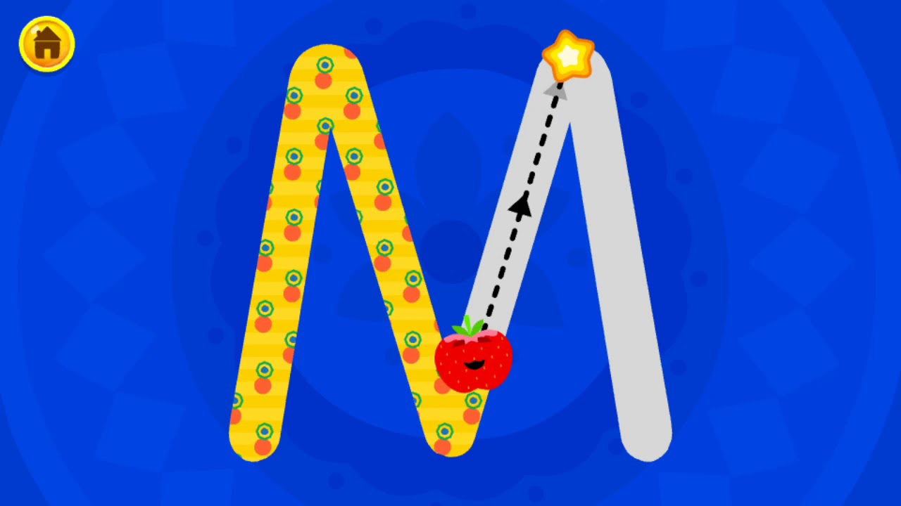 Learn To Trace Letters With Abc For Kids - Alphabet & Number Tracing Games  For Kids intended for Abc Tracing Video