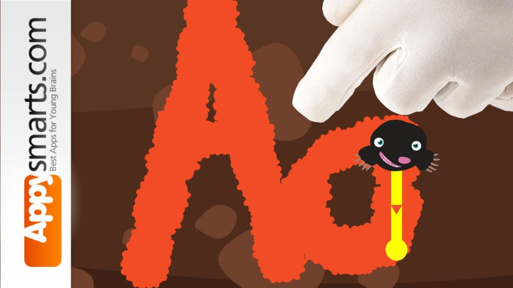 Learn To Write (Letters A Through Z + Alphabet Tracing)   Fun Kids Game  Video For Alphabet Tracing Videos