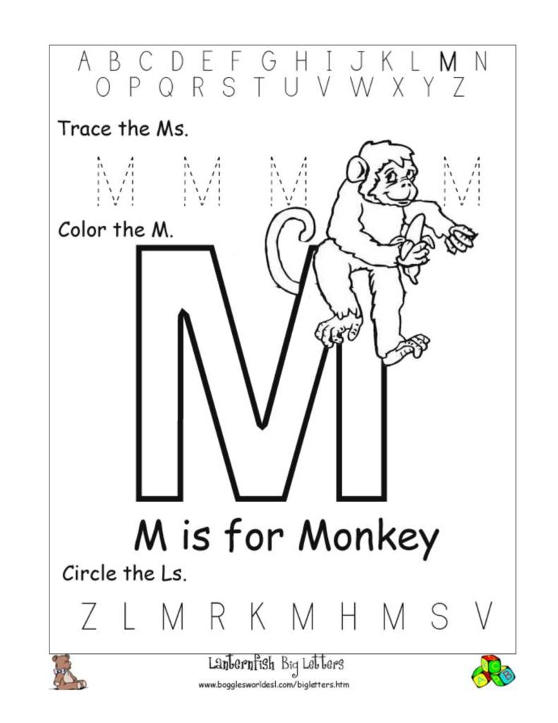 Letter M Worksheets Hd Wallpapers Download Free Letter M With Letter M Worksheets Free Printables