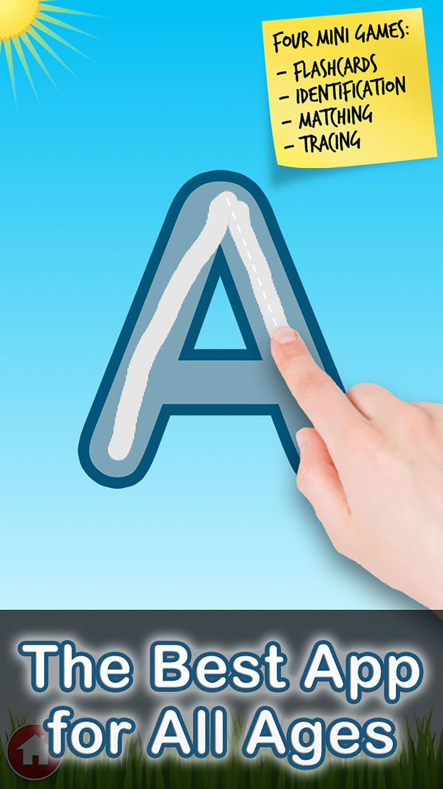 Letter Quiz Lite: Abc Tracing #apps#tantrum#games#family with regard to Alphabet Tracing On Ipad