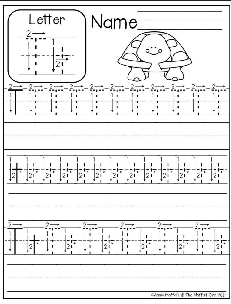 Letter T Worksheet   Kindergarten Abc Worksheets, Alphabet Within T Letter Worksheets Kindergarten
