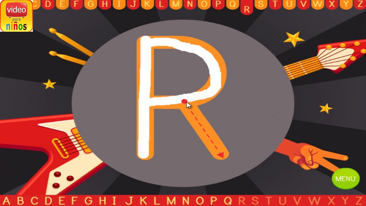 Letter Tracing - Game Kids for Alphabet Tracing Game