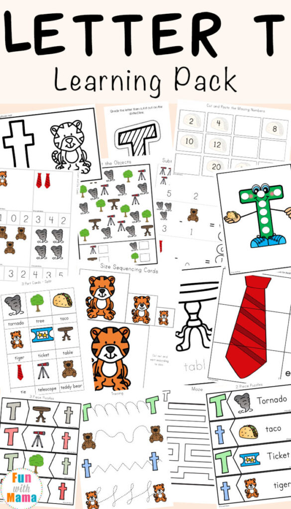 Letter Worksheets For Preschool And Kindergarten Fun With Pertaining To Letter I Worksheets For Preschool Free