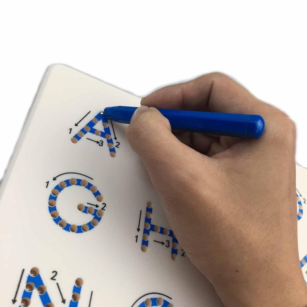 Magnetic Tablet | Magnetic Alphabet Letters, Tracing Letters inside Alphabet Tracing Tablet