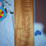Name Tracing Board, Toys & Games, Others On Carousell Intended For Name Tracing Board