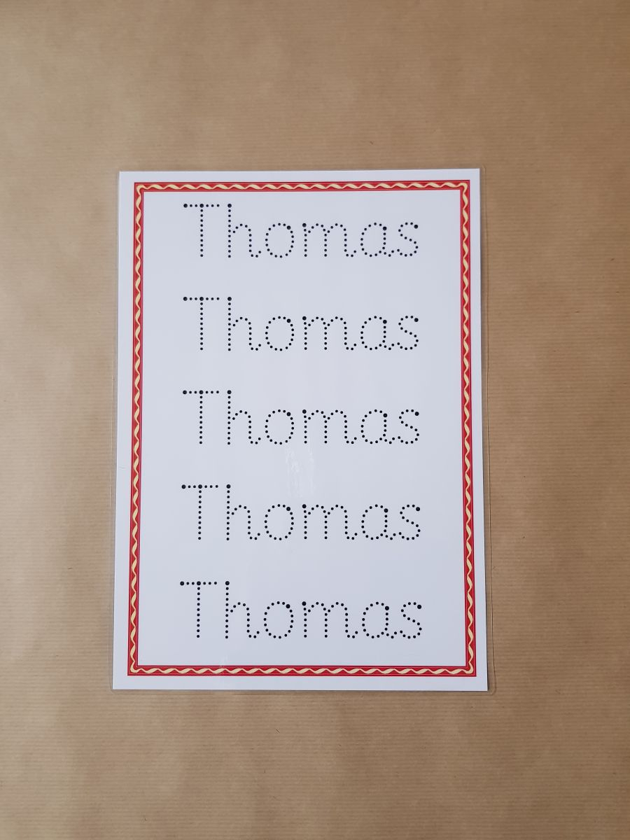 Name Tracing Card, First Name with regard to Tracing Name Ethan
