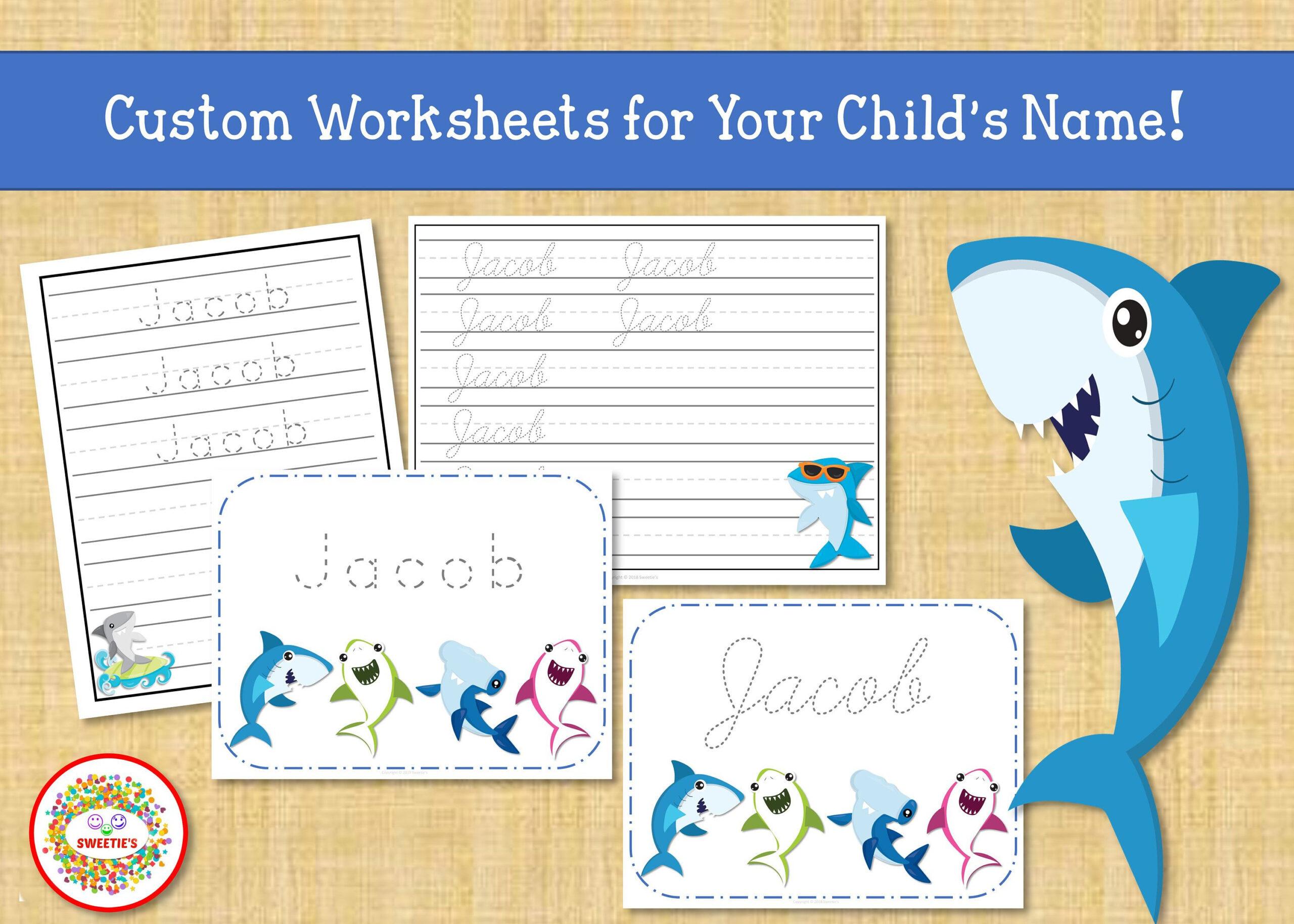 Name Tracing Handwriting Worksheet | Personalized Name pertaining to Name Tracing Jacob