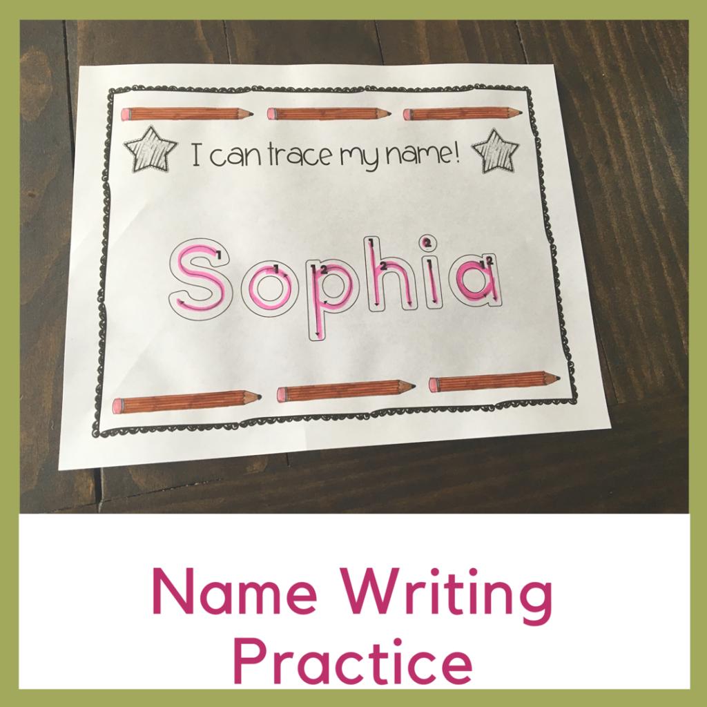 Name Tracing Practice (Custom Order)   Name Writing Practice Regarding Name Tracing Sophia