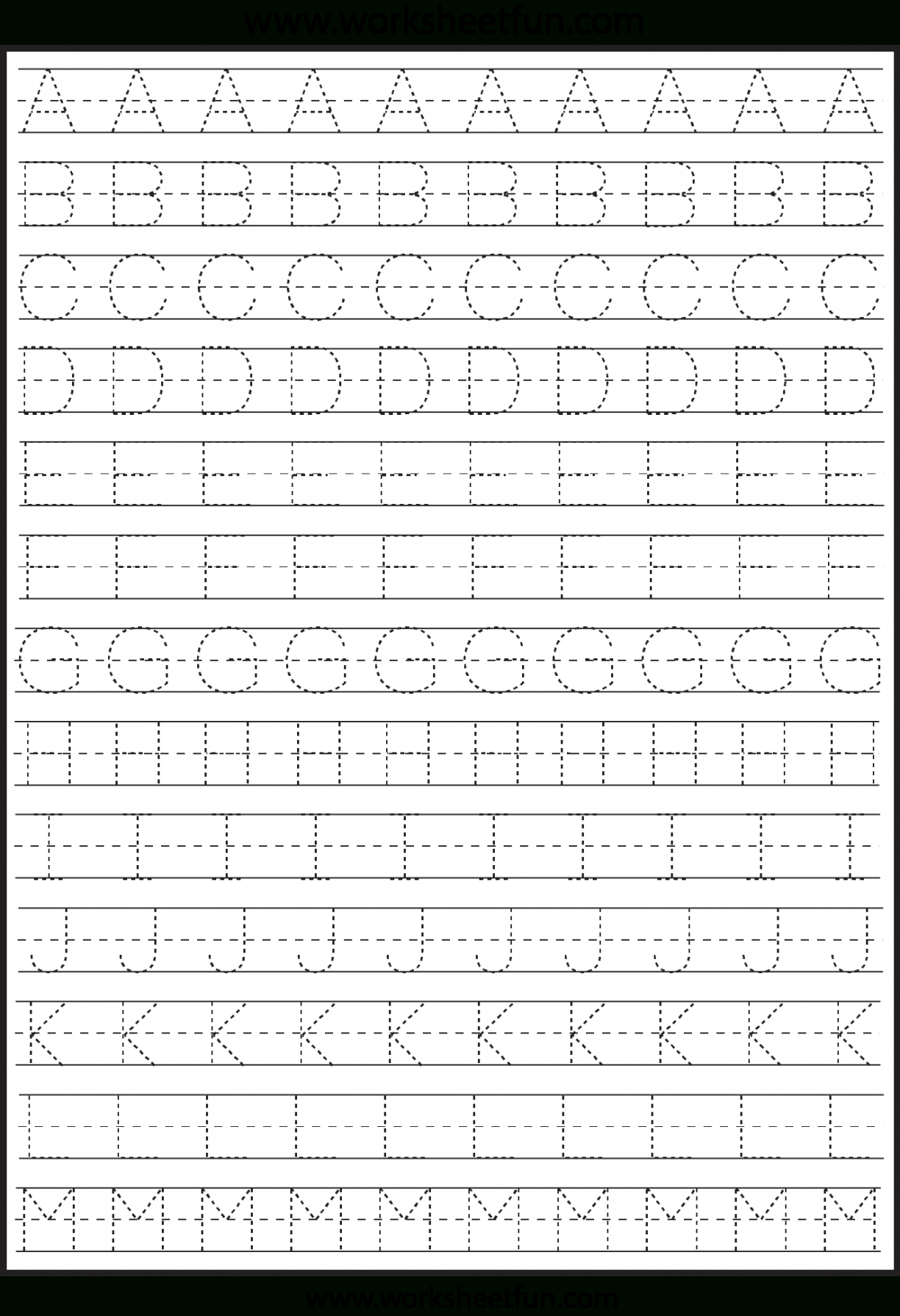Number Tracing Worksheets 1 40 With Trace The Number with Letter T Worksheets Sparklebox