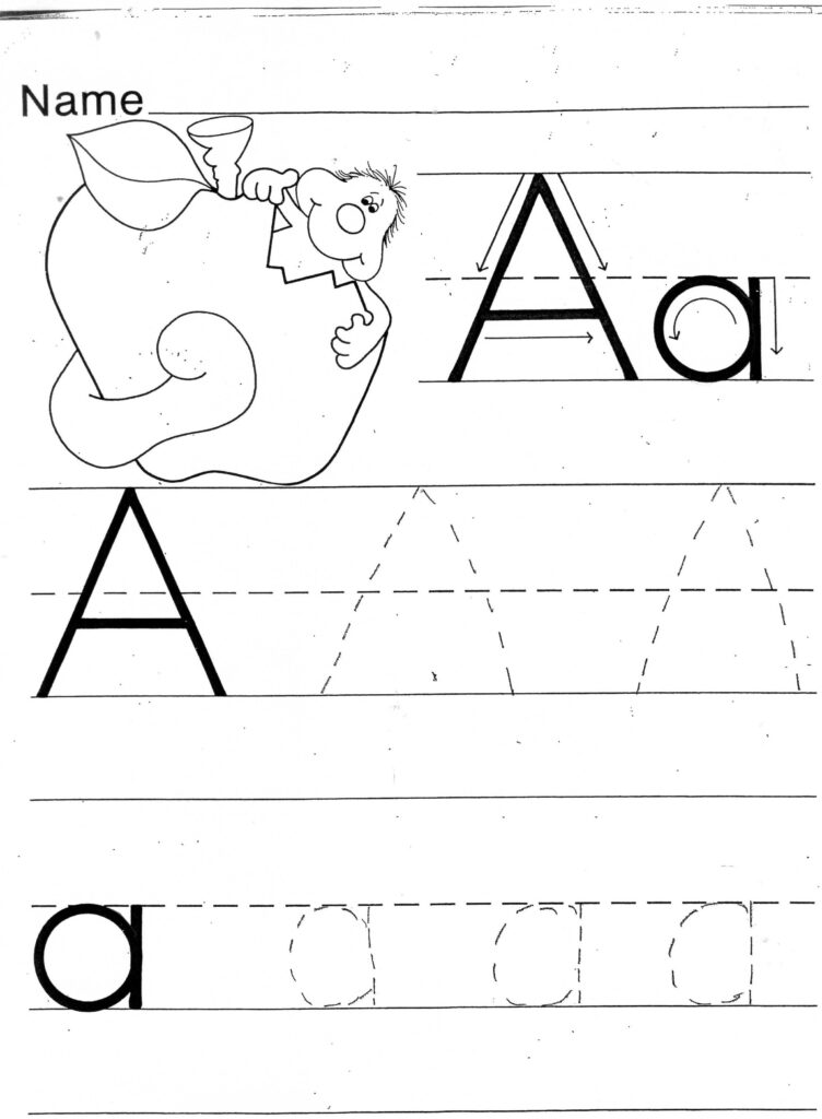 Practice Sheets For Parents Inside Letter P Tracing Paper