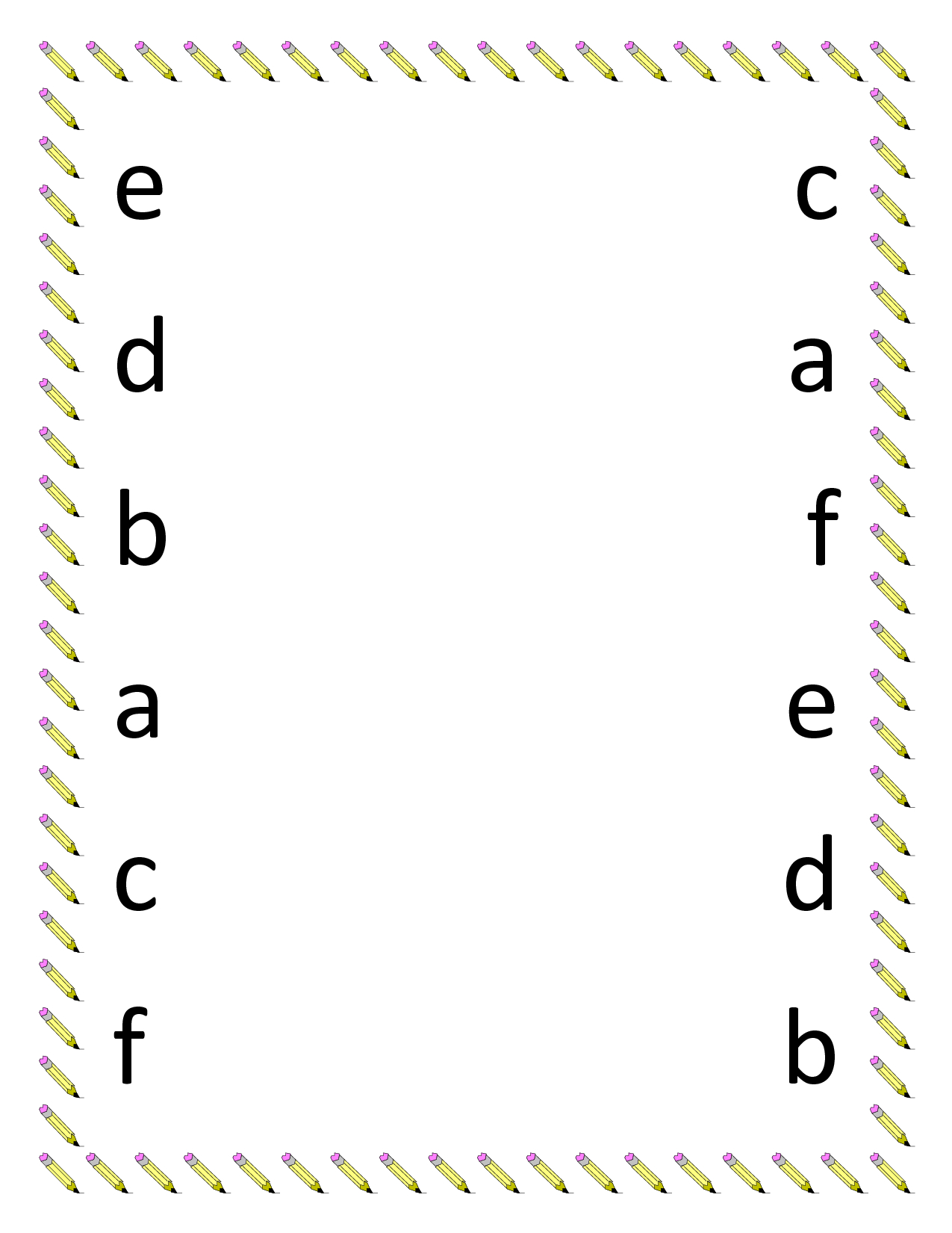 Preschool Science Worksheets Printables | Preschool Matching in Alphabet Matching Worksheets For Kindergarten Pdf