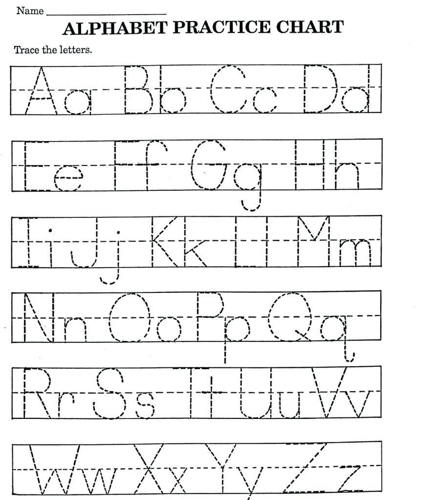 Preschool Worksheet Alphabet For Download. Alphabet intended for Alphabet Worksheets To Download