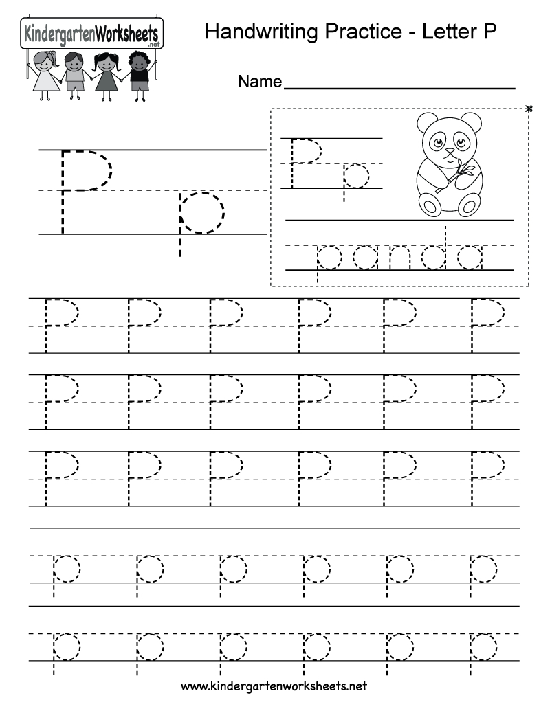 Preschool Worksheet For Letter C - Clover Hatunisi inside Letter P Tracing Printable