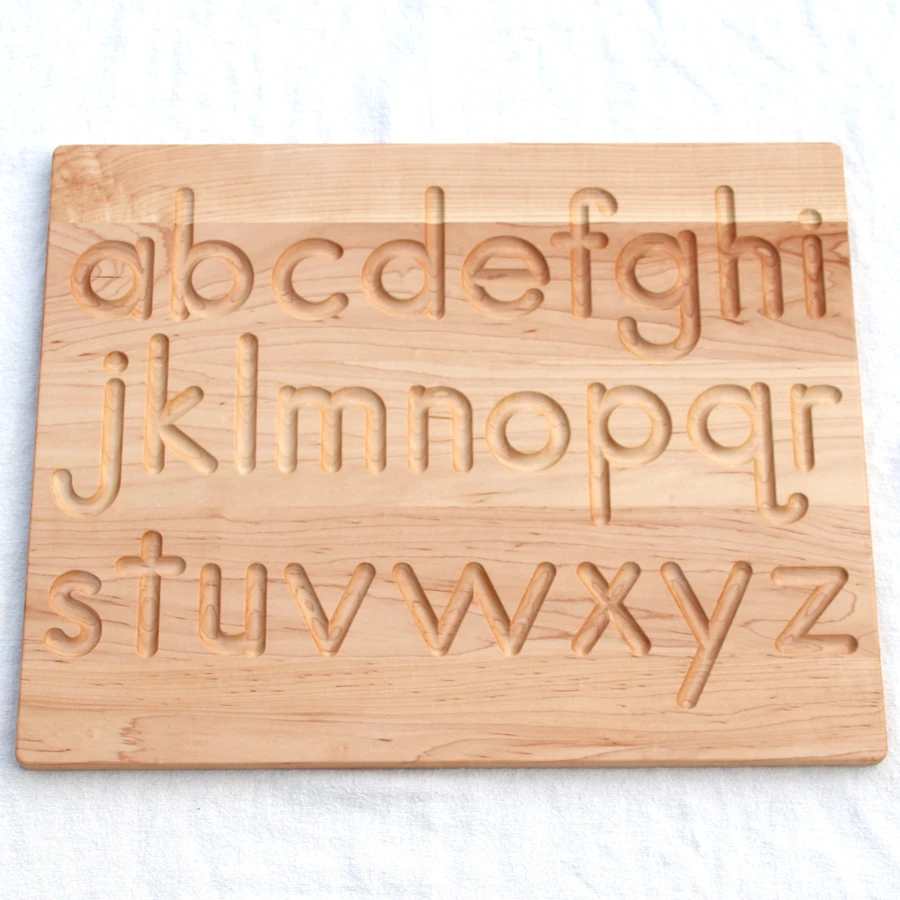 Printed Alphabet Tracing Board | Alphabet Tracing, Alphabet regarding Alphabet Tracing Board