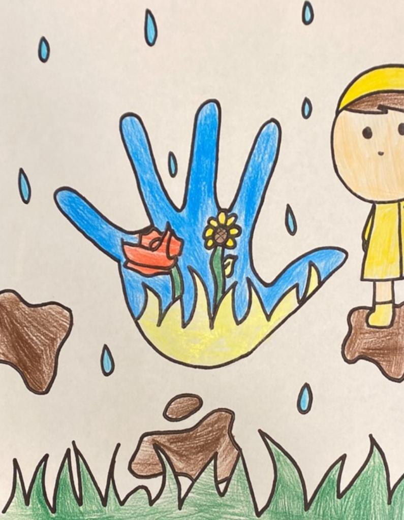 See 220 Drawings Of Houston Kids Tracing Their Hands And Throughout Tracing Name Ethan