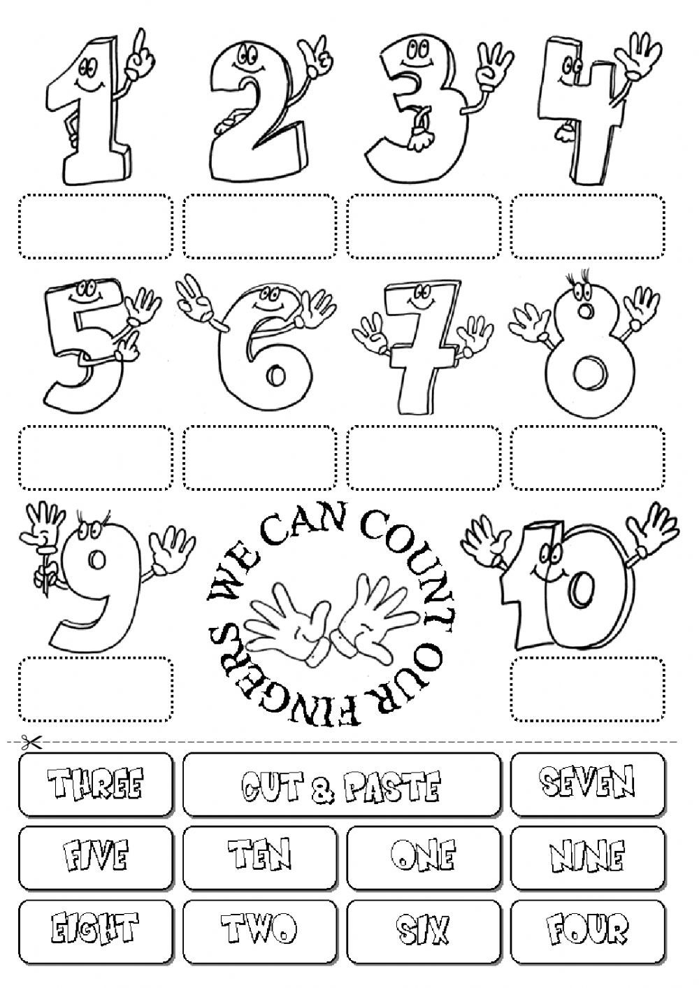 The Numbers Interactive And Downloadable Worksheet. You Can with Alphabet Worksheets For Grade 1 Pdf