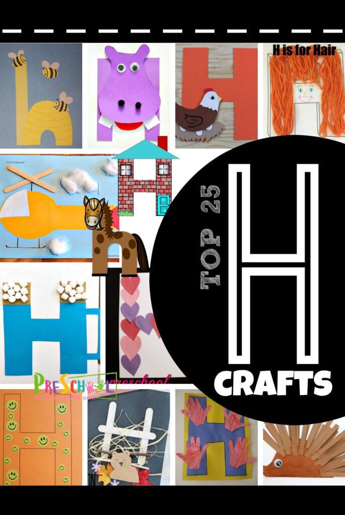 Top 25 Letter H Crafts Inside Letter H Worksheets Craft