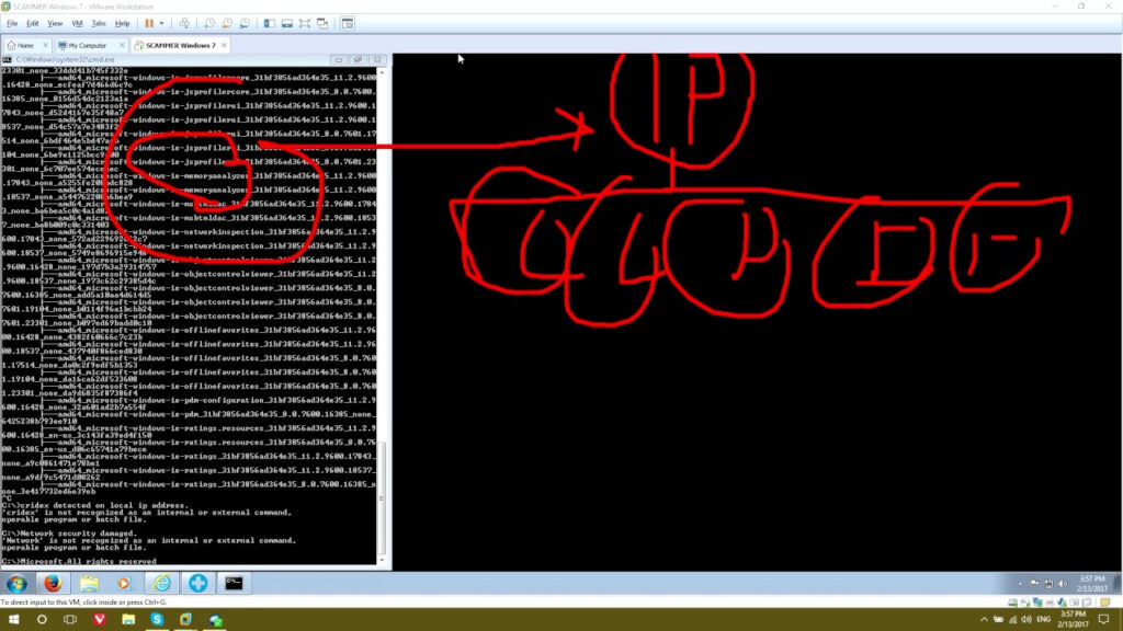 Tracing A Tech Support Scammer's Ip Address 2 With Tracing Name Ethan