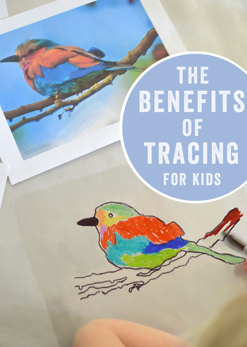 Tracing Is Fun And There Are Benefits! - Artbar throughout Benefits Of Name Tracing