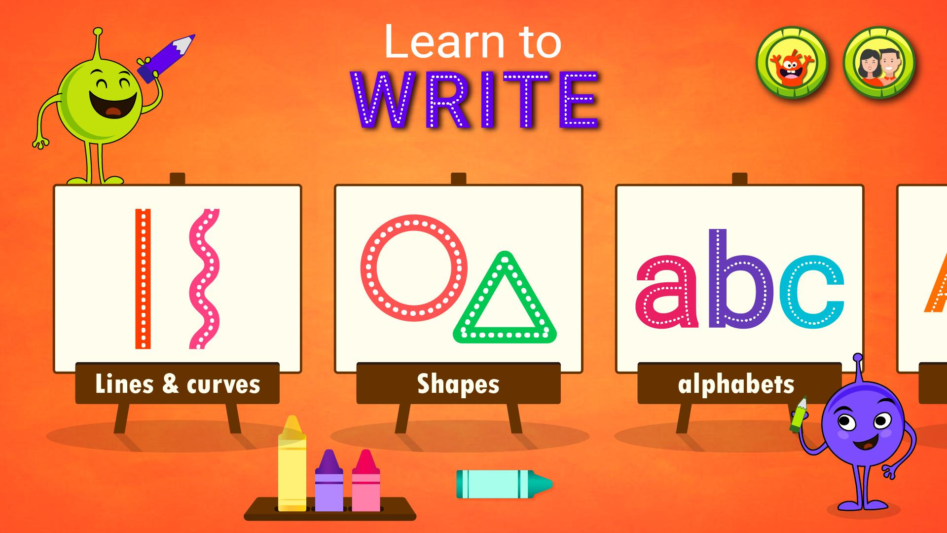 Tracing Letters & Numbers - Abc Kids Games For Android - Apk regarding Letter Tracing Games