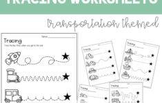 Pre K Name Tracing Worksheets Free
